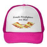 Flame Tattoo Trucker Hat