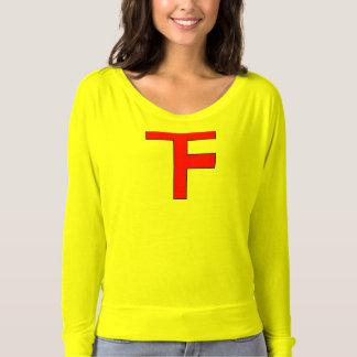 Flame Thrower logo long sleeve T-shirt