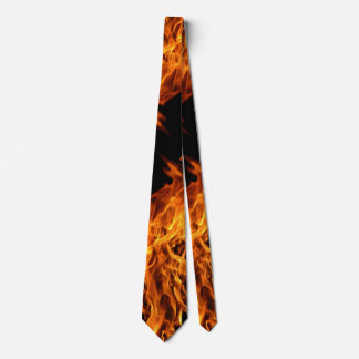 Flame Tie