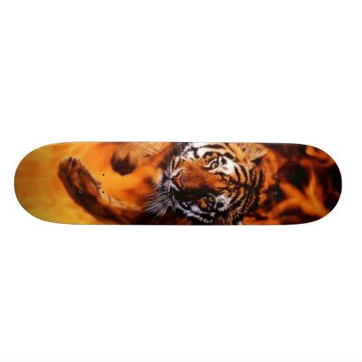 Flame Tiger Skate Boards