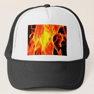 Flame Trucker Hat