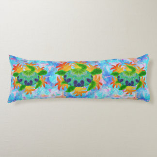Flame Turtle Body Pillow