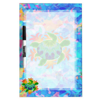 Flame Turtle Dry Erase Board