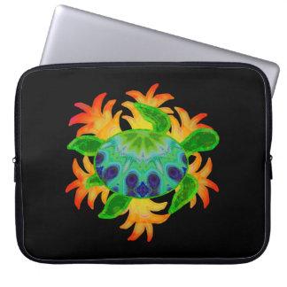 Flame Turtle Laptop Sleeve