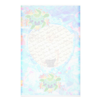 Flame Turtle Photo Stationery