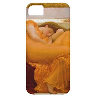 Flamear junio de sir Federico Leighton iPhone 5 Case-Mate Protector