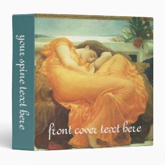 Flamear junio por Leighton, arte del Victorian del Carpeta 3,8 Cm