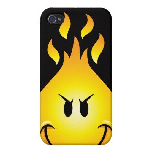 Flameboy G2 iPhone 4/4S Funda