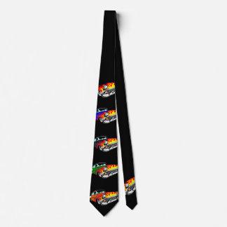 Flamed 1956 Tie