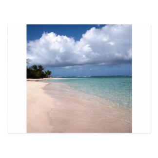 Flamenco Beach Culebra Postcard