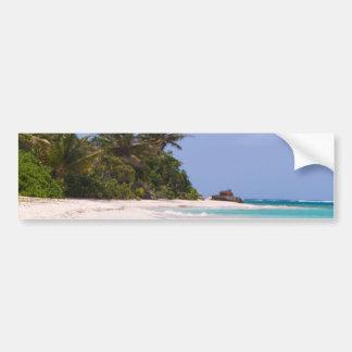 Flamenco Beach Culebra Puerto Rico Bumper Stickers