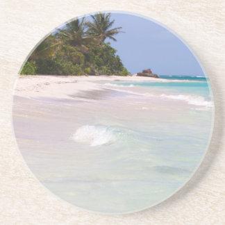 Flamenco Beach Culebra Puerto Rico Coaster