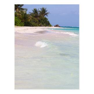 Flamenco Beach Culebra Puerto Rico Postcard