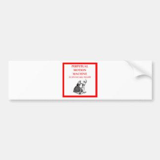 flamenco bumper sticker