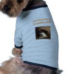 flamenco camisetas de perrito