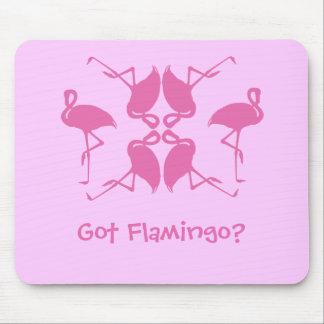 ¿Flamenco conseguido? Mousepad