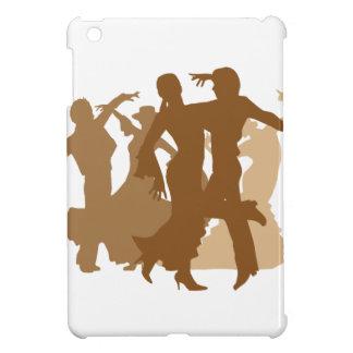 Flamenco Dancers Illustration iPad Mini Covers