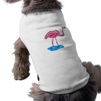 Flamenco de Frankie Camiseta De Perro