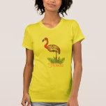 Flamenco de la Florida Camisetas
