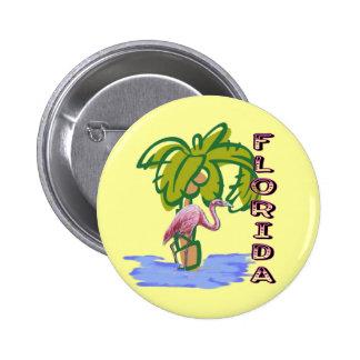 Flamenco de la Florida Pins