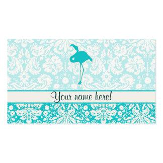 Flamenco del trullo tarjetas de visita