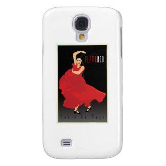 Flamenco Funda Samsung S4