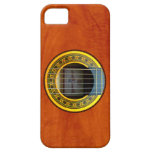 Flamenco guitar by rafi talby iPhone 5 cases
