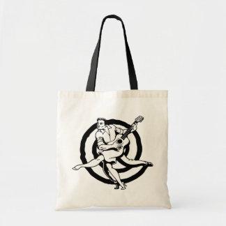 Flamenco Guitar Tote Bag