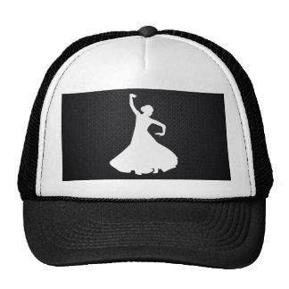 Flamenco Hands Pictograph Trucker Hat