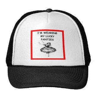 flamenco trucker hat