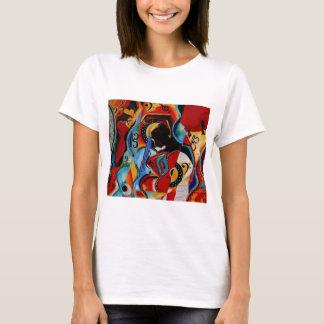 Flamenco JPEG T-Shirt