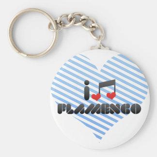 Flamenco Key Chain