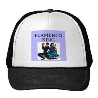 flamenco king trucker hat