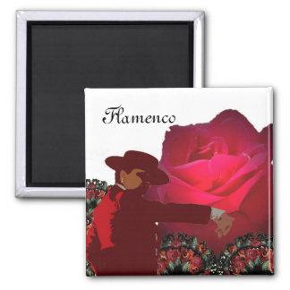 Flamenco Refrigerator Magnets