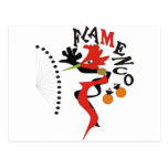 Flamenco Postales