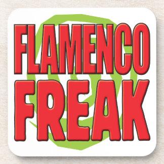 Flamenco R anormal Posavasos De Bebidas