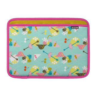 """Flamenco rosado 11"""" fundas MacBook"""