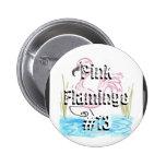 Flamenco rosado #13 pins