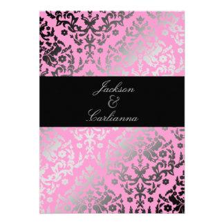 Flamenco rosado del damasco del deslumbramiento 31