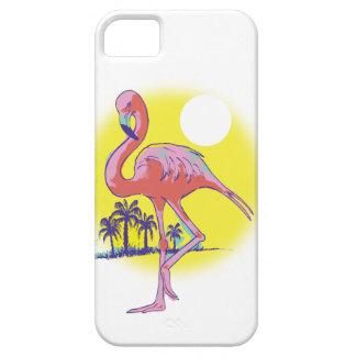 Flamenco rosado iPhone 5 Case-Mate cárcasa