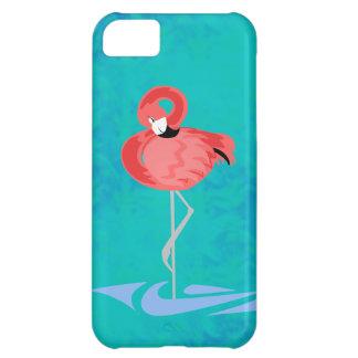 Flamenco rosado funda para iPhone 5C