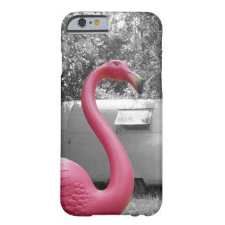 Flamenco rosado funda para iPhone 6 barely there