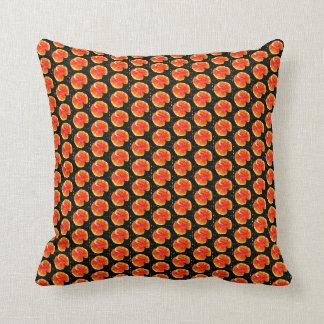 Flamenco sentiment throw pillow