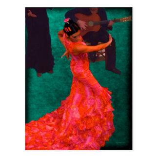 Flamenco Tarjetas Postales
