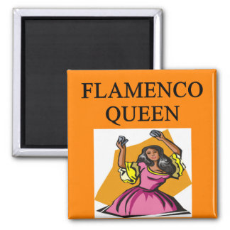 flameno queen magnet