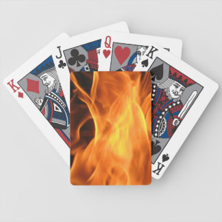 Flamer Bicycle Playing Cards
