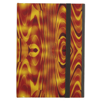 Flames Abstract Case For iPad Air