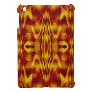 Flames Abstract Case For The iPad Mini