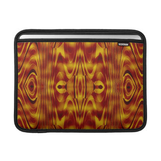 Flames Abstract MacBook Air Sleeve
