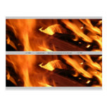 Flames and FIre Post Cards